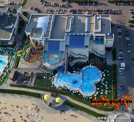 Схема проезда аквапарк ривьера